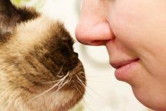 Siberian mouse girls kissing