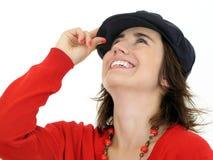 Girl laughing Royalty Free Stock Image