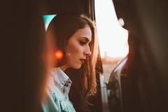 Girl, Light, Photography, Fun Stock Photo