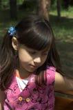 girl little Стоковое Фото