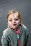 girl little smiling Στοκ Εικόνες