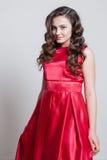Girl model posing in the Studio Stock Image