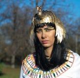 Girl Nefertiti 2 Royalty Free Stock Photography