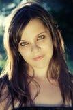 Girl Next Door Stock Photography