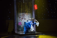 The girl next door-Chinese folk dance Royalty Free Stock Image