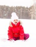 Girl outdoor Stock Photos