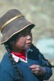 Girl, Peru Royalty Free Stock Images