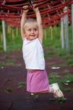Girl play Stock Photography