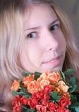 Girl portrait Stock Photos