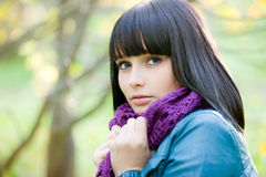 Girl portrait Royalty Free Stock Images