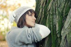 Girl portrait. Stock Photography