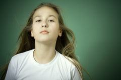 Girl portrait Royalty Free Stock Image