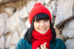 Girl portrait Stock Photo