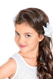 Girl portrait Royalty Free Stock Photos