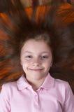 Girl portrait Stock Photography