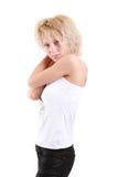Girl posing Royalty Free Stock Image