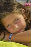 Girl posing Royalty Free Stock Photography