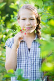 Girl posing Stock Images