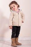 Girl pouting Stock Photos