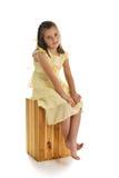 Girl Power Stock Image