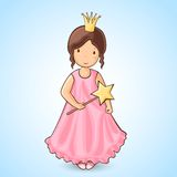 Girl Princess Royalty Free Stock Photos