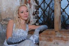 Girl, princess Stock Photos