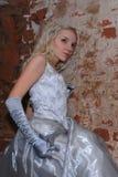 Girl, princess Royalty Free Stock Photography