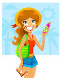 Sunscreen Stock Images