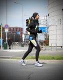 Milano City Marathon Stock Photos
