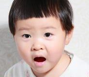 Girl's face Stock Photo