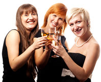 Girl's party Royalty Free Stock Photography