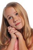 Girl's portrait Royalty Free Stock Image
