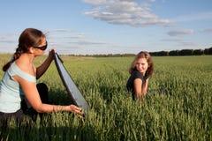 Girl S Portrait Stock Photography