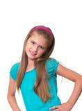 Girl's portrait. Royalty Free Stock Image