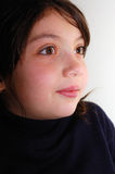Girl's portrait Royalty Free Stock Photography