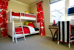 Girl's room Stock Photo