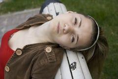 girl sad Στοκ φωτογραφία με δικαίωμα ελεύθερης χρήσης