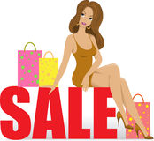 Girl on sale Stock Photos