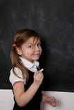 Girl school Stock Photography