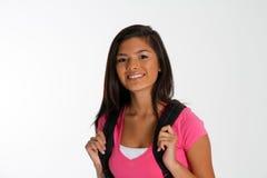 Girl At School Royalty Free Stock Photos