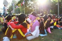 girl-scout Fotografia Stock