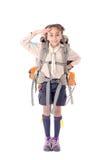 girl scout fotografía de archivo libre de regalías