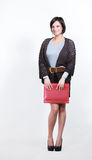 Girl secretary Stock Photography