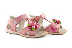 Girl shoe Stock Photo
