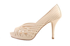Girl shoes Royalty Free Stock Images