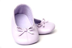 Girl shoes Royalty Free Stock Photo