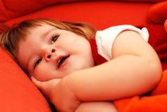 Girl sleeping Royalty Free Stock Photography