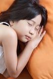 Girl Sleeping Royalty Free Stock Image