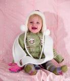 Girl Smiles Stock Photo