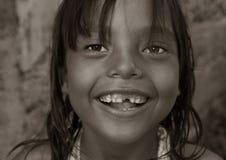 Girl Smiling Stock Image
